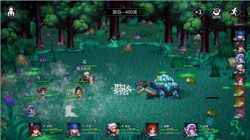《放置勇者:远征》—— 《挂机吧!勇者》续作9月20日登陆Steam!
