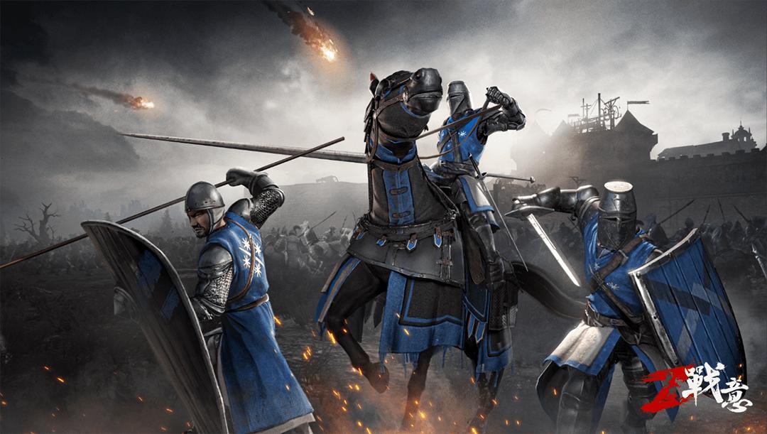 起航东征,跟十字军一起探索巴尔托利亚!