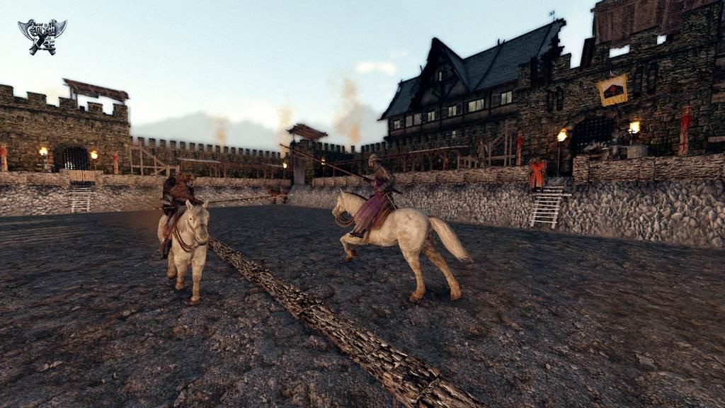 今日首测开服《领地人生》启动中世纪骑士生活