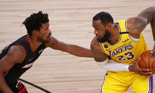 NBA总决赛第五场湖人有望击败热火拿下总冠军