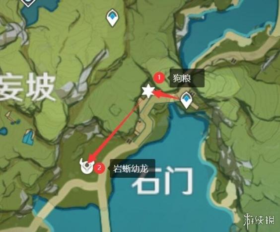 原神锄大地路线图一览 原神30级后日常扫荡资源路线