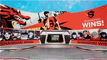 上海龙之队总决赛首轮战报 电掣风驰破费城