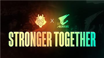 技嘉AORUS再携手G2 Esports,开拓电竞无限可能