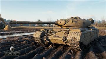 I系神坦火力爆发《坦克世界》神枪手PM35/46出击