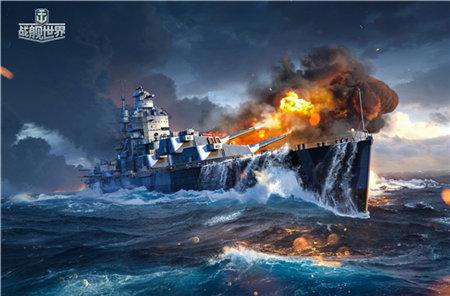 携信仰之力出征《战舰世界》S系列宁号战列舰解析