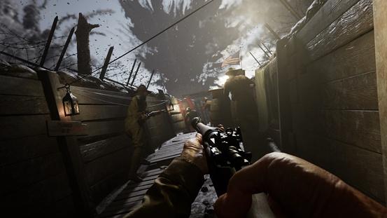 《Beyond the Wire》即将上线Steam,迅游已抢先预支持加速