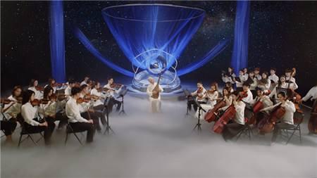 国乐大师方锦龙献奏 《剑网3》衍天宗主题曲奏响新篇章
