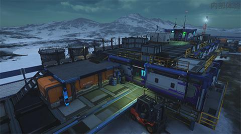 《生死狙击2》原创狙击图登场:废弃的极地观测站