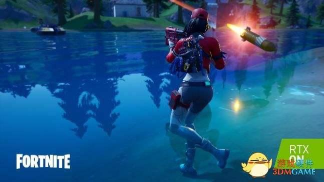 《堡垒之夜》 全球最受欢迎的游戏之一支持实时光线