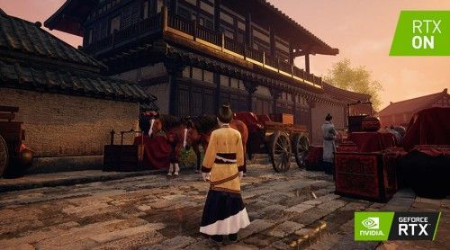 《轩辕剑柒》正式发布并支持NVIDIA光线追踪与DLSS技术