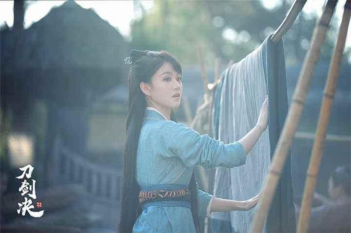 《剑侠情缘之刀剑决》于横店杀青 剑网3电影再度上新