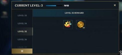 英雄联盟手游全部升级奖励一览 LOL手游升级有什么奖励