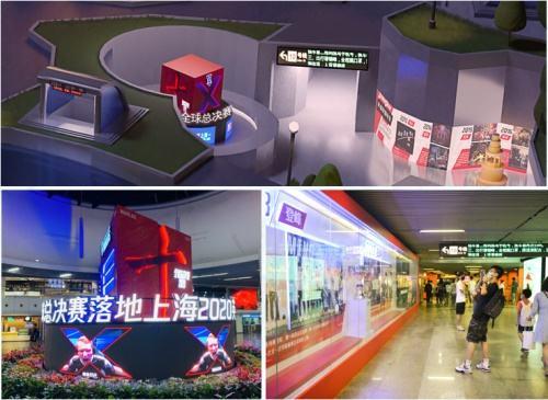 """大神玩家绘""""S10上海城市峡谷"""" 一图尽收生活月精彩瞬间"""