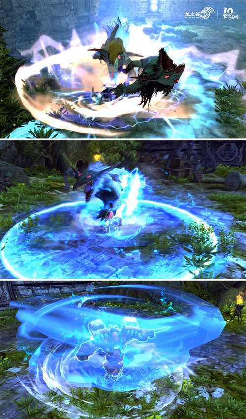 《龙之谷》后续版本爆料!光萝重制,新巢穴12月登场