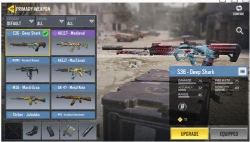 使命召唤手游S36武器攻略 使命召唤手游S36使用技巧