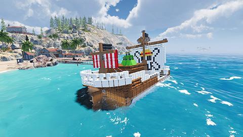 """""""沉""""风破浪""""浮""""摇直上 造船模拟游戏《沉浮》开拓新航线!"""