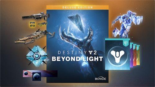 """《命运2》""""凌光之刻""""各版本内容介绍,迅游加速流畅开玩全新DLC"""