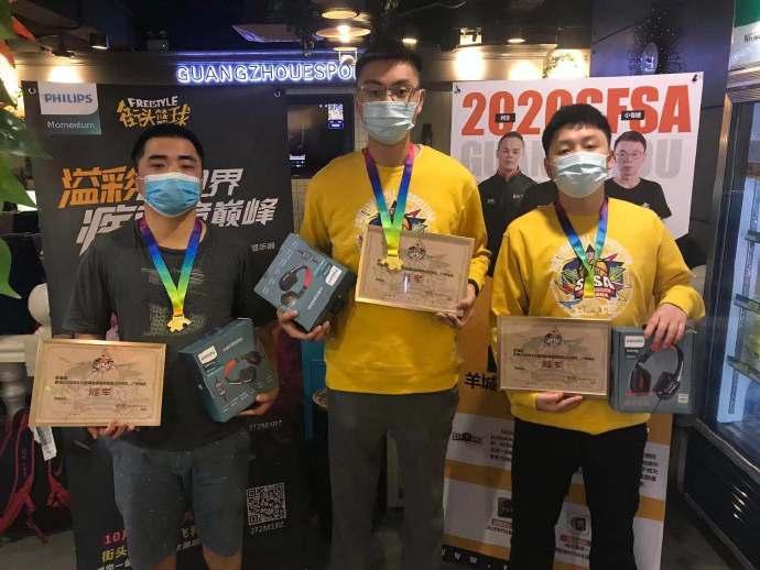 四年四冠  《街头篮球》SFSA广州站冠军考拉专访