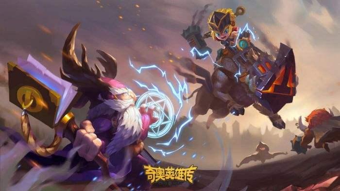 由Bone Game开发,椰岛游戏发行的卡牌对战类游戏——《奇奥英雄传》已于11月13日在Steam平台正式开放免费下载!