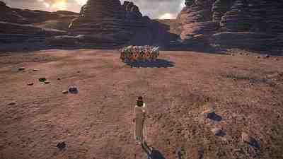 埃及势力崛起  《铁甲雄兵》刀盾女武将今日登场