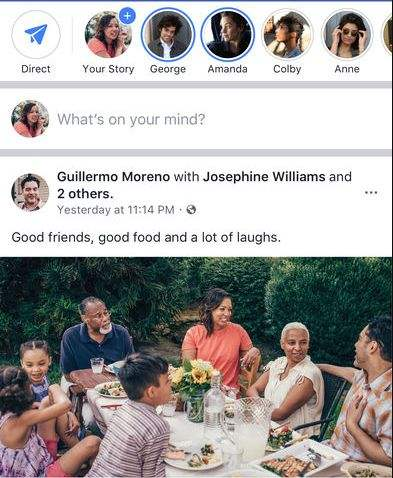 Facebook脸书下载