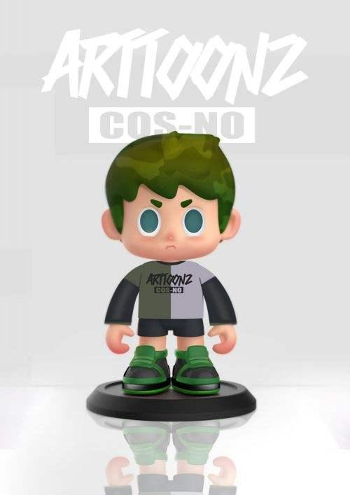 Arttoonz爱涂潮玩将在2020上海潮流艺术玩具展精彩亮相
