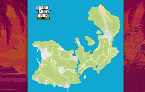 GTA5新地图佩里科岛什么时候上线?GoLink免费加速器带来最新资讯