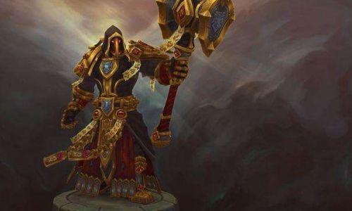 魔兽世界9.0奶骑橙装推荐 暗影国度神圣骑士橙装介绍