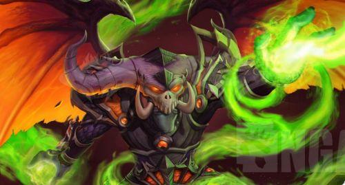 魔兽世界9.0毁灭术士橙装,魔兽世界,魔兽世界9.0毁灭术士