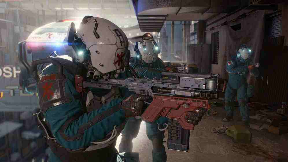 《赛博朋克2077》临近发售 网易UU加速器带你提前了解夜之城