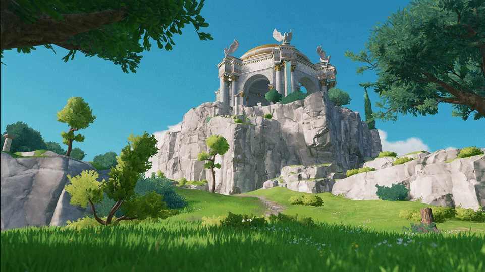 《渡神纪:芬尼斯崛起》好游戏评分82.8:游戏虽好但不够完美
