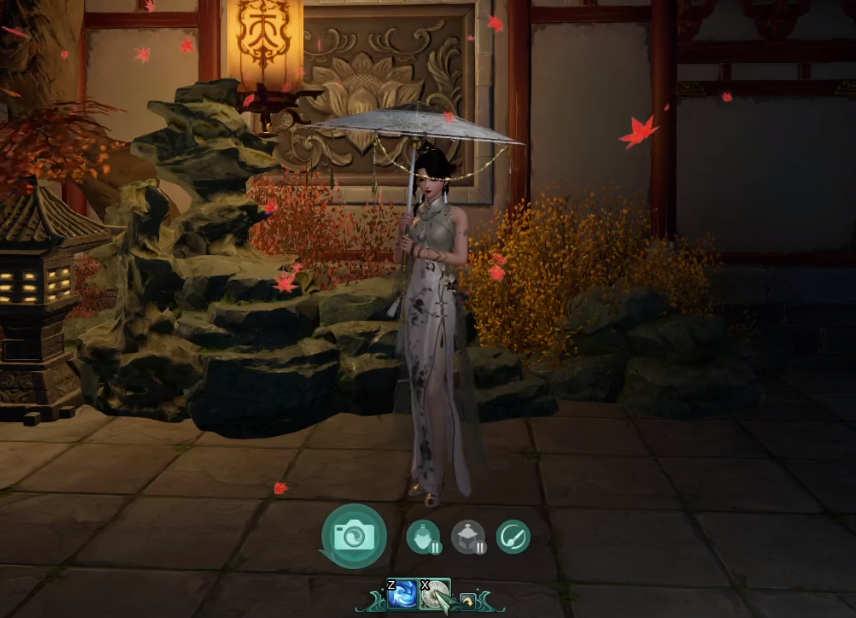 剑网3旗袍盒子特效展示 月轻语皎云成女穿好不好看