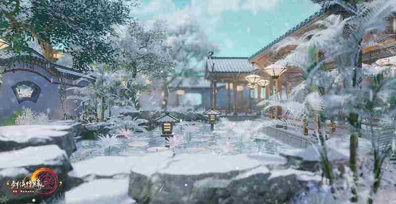 《剑网3》冬至狂欢节欢乐邀约 第三张音乐专辑震撼来袭