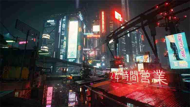 赛博朋克夜之城的魅力,这款游戏里也有!