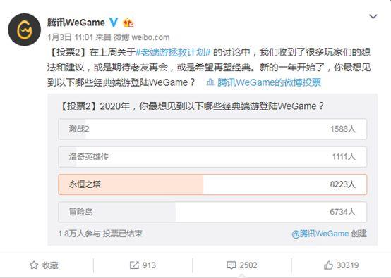 """《永恒之塔》荣获2020金翎奖""""最佳境外网络游戏"""""""