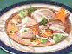 原神白汁时蔬烩肉食谱怎么获得