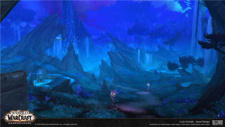 魔兽世界斯寇德斯地图介绍 爬塔斯寇德斯地图组有哪些怪