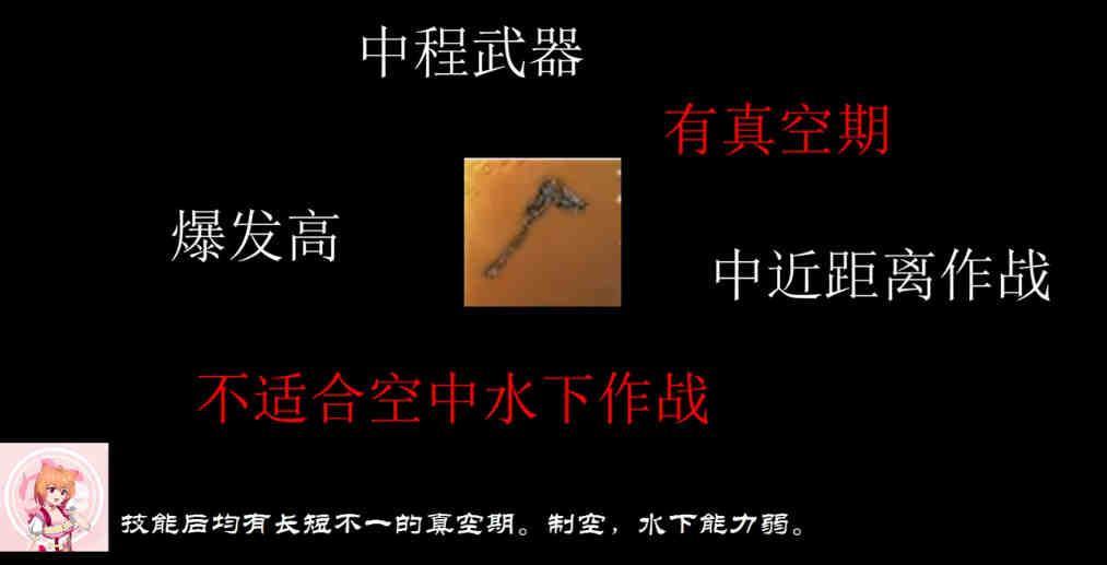 <b>妄想山海各种武器简评 妄想山海武器都有哪些特点</b>