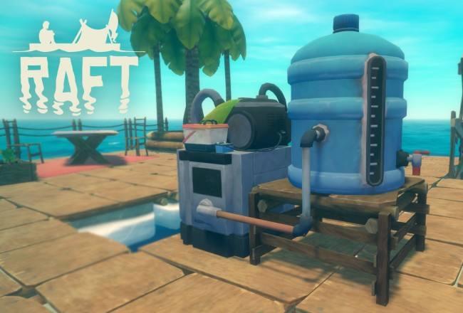 《木筏生存(Raft)》加速器推荐,迅游加速器助力流畅联机