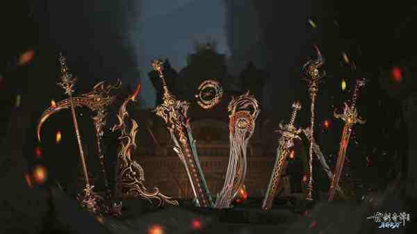 """《古剑奇谭OL》""""踏沙西行""""活动即将开启,团队秘境明日上线!"""