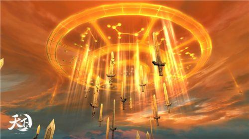剑阵森森凌空悬!《天下3》弈剑听雨阁剧情地图超详导览!
