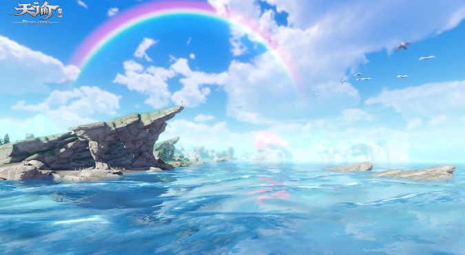 天谕手游千年泪拍照位置分享 在哪里可以拍沉船