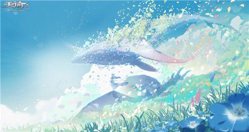 天谕手游紫桐福树的具体坐标位置在哪里 平海镇紫桐福树坐标一览
