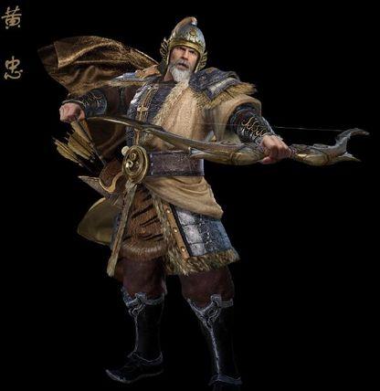 三国群英传8黄忠专属技能是什么 黄忠武将伤害有多高