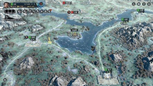 三国群英传8地图有多大 三国群英传8地图实际面积一览