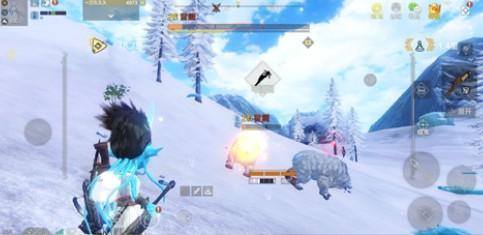 妄想山海雪熊位置介绍 雪熊在哪里能抓