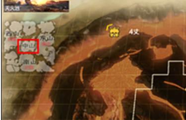 妄想山海百年炎狼位置一览 百年炎狼在哪里刷新