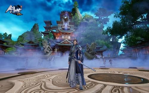 全新仙侠网游来袭 《创世2重制版》1月22日开测