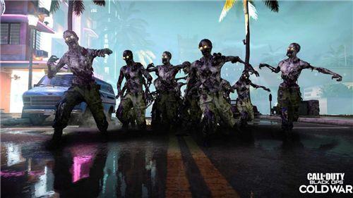 《使命召唤17》僵尸模式限时免费 网易UU加速器带你体验全新模式