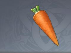 原神胡萝卜在哪里采集 提瓦特大陆胡萝卜具体位置分享